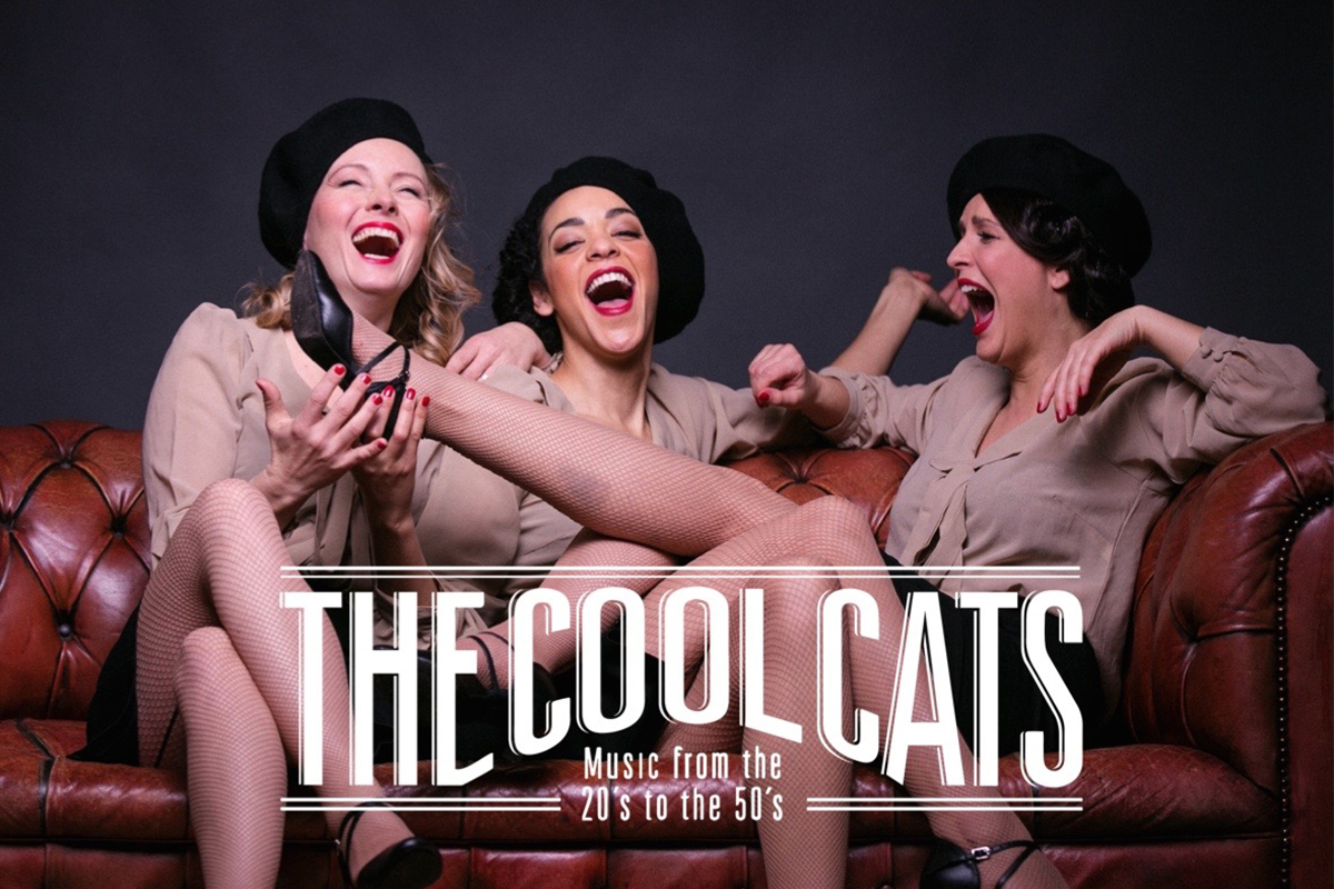 The Cool Cats - Damentrio aus Köln